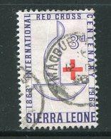 SIERRA LEONE- Timbre De 1963- Oblitéré - Sierra Leone (...-1960)