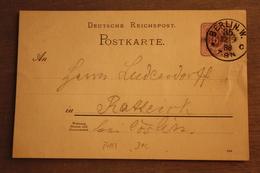 ( 1400 ) GS DR  P 18 Gelaufen  -   Erhaltung Siehe Bild - Allemagne