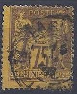 No 99  0b  P A CH    C . Rond - 1876-1898 Sage (Type II)