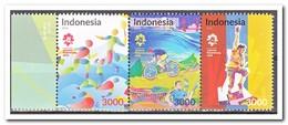 Indonesië 2018, Postfris MNH, Jakarta Palembang, Bicycle, Sport - 1997-... Speciale Bestuurlijke Regio Van China