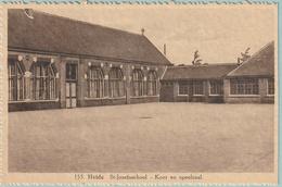 Heide : St. Jozefschool - Koer En Speelzaal - Kalmthout
