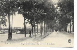 Seine Et Marne - 77 - Guignes - Rabutin - Altri Comuni