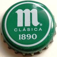 Chapa Kronkorken Cap Tappi Cerveza Mahou. Madrid, España - Bière