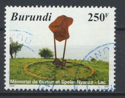 °°° BURUNDI - Y&T N°1107 - 2007 °°° - Burundi
