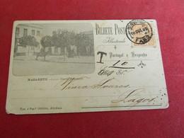 Portugal - Nazaré - Largo Marco Fontenario - Carte Postale Comercial - Leiria