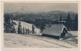 1951 Kanzlerhöhe Bei Villach / Winter Auf Der Gerlitzen - Villach