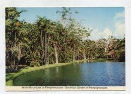 MAURITIUS  -  AK 341735 Botanical Gardens At Pamplemousses - Maurice
