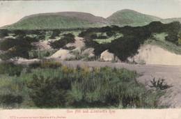 GUN HILL AND LOMBARD'S KOP. PUB SALLO EPSTEIN & CO, DURBAN. CIRCULEE 1903 - BLEUP - Zuid-Afrika