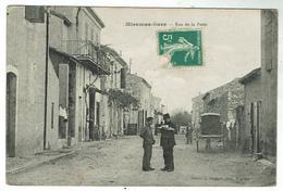 MIRAMAS - GARE - Rue De La Poste - France