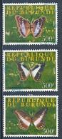 °°° BURUNDI - Y&T N°1133/35 - 2009 °°° - Burundi