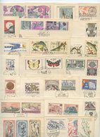 Czechoslovakia 1960-1969 43 Different First Day Covers, Mix Of Topics - FDC