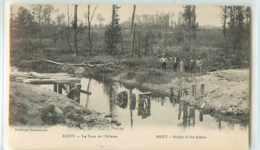 19128 - ANIZY LE CHATEAU - LE PONT DE L AILETTE - Frankrijk
