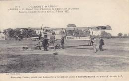 Circuit D'Anjou - Angers - 1er Grand Prix D'Aviation De L'Aéro-Club De France - Aviation