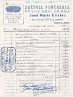 PORTUGAL COMMERCIAL DOCUMENT - VILA NOVA DE GAIA  - AGENCIA FUNERÁRIA - Portugal