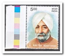 India 2013, Postfris MNH, Beant Singh - India