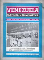 Venezuela - Revista De Filatelia, Numismática E Historia Postal 1971. Revista Mensual De 50 Páginas. - Zeitungen & Zeitschriften
