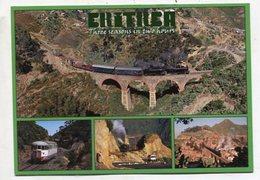 ERITREA  -  AK 341756  Railway - Erythrée