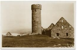 Peel Castle Isle Of Man Real Photo Unused - Photopia Series - Isle Of Man