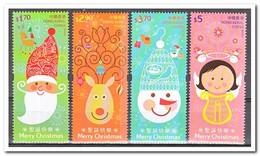 Hong Kong 2014, Postfris MNH, Christmas - 1997-... Chinese Admnistrative Region