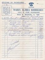 PORTUGAL COMMERCIAL DOCUMENT - PORTO - MARIA ALZIRA RODRIGUES - Portugal
