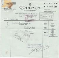 PORTUGAL COMMERCIAL DOCUMENT - LISBOA - COURAÇA - Portugal