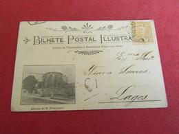 Portugal - Elvas - Abside Gótica Da Igreja De São Domingos - Carte Postale Comercial - Portalegre