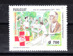 Paraguay  -  1994. Croce Rossa Del Paraguay. Paraguayan Red Cross. MNH - Croce Rossa