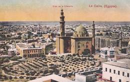 PRISE DE LA CITADELLE. LE CAIRE, EGYPTE. CIRCA 1910s NON CIRCULEE - BLEUP - Caïro