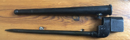 Baïonnette Clou N°4 MK2* Fabrication GB PSK - Knives/Swords