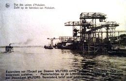 Hoboken - Vue Des Usines D'Hoboken - Antwerpen