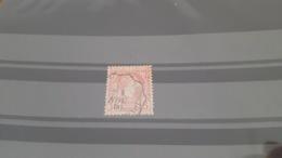 LOT 434476 TIMBRE DE FRANCE MONACO OBLITERE N°5 VALEUR 45 EUROS - Monaco