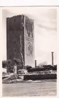 RABAT. LA TOUR HASSAN. EDIT LA CIGOGNE. CIRCA 1940s NON CIRCULEE - BLEUP - Rabat