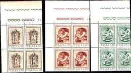 74858) ITALIA-QUARTINA- 5º Centenario Della Nascita Di Michelangelo Buonarroti - 18 Aprile 1975  -MNH** - 6. 1946-.. Repubblica