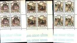 74859) ITALIA-QUARTINA- 5º Centenario Della Nascita Di Michelangelo Buonarroti - 18 Aprile 1975  -MNH** - 6. 1946-.. Repubblica