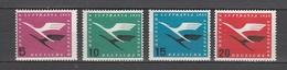 GERMANIA BUND  1955  Xx    MI 205-08  -   Postfrisch    -  Vedi  Foto  ! - [7] République Fédérale