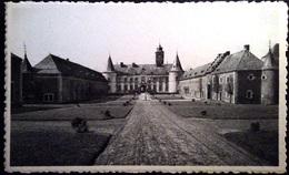 Hoeselt - Château Des Vieux Joncs - La Cour D'honneur Et Façade Est - Hoeselt