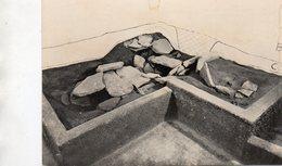 CASOLA  IN  LUNIGIANA   , Deposito Archeologico , Tomba  Barbarica Di  Luscignano - Italia