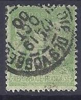 No 102  0b     C. Rond Type 17 - 1898-1900 Sage (Tipo III)