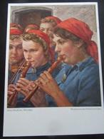 Postkarte RAD Reichsarbeitsdienst - Deutschland