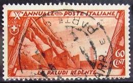 ITALIE                    N° 313                OBLITERE - Usati