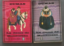Alexandre DUMAS : La Dame De Monsoreau  En 2 Tomes - Livre De Poche Classique - Books, Magazines, Comics