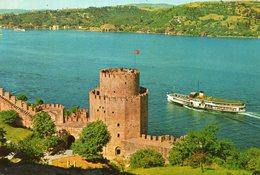 1988 CARTOLINA ISTAMBUL - Turchia