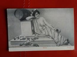 Bacco , Bacchus , Baco - Allegorie - Ed. Alterocca, Terni - Vigne