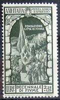 ITALIE                    PA 62  (tâché)            NEUF** - 1900-44 Vittorio Emanuele III