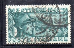 W1719 - REPUBBLICA 1948 , Bassano N. 592  Usato - 6. 1946-.. Repubblica