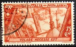 ITALIE                    PA 40              OBLITERE - 1900-44 Vittorio Emanuele III
