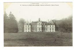 EURE 27 PONT DE L'ARCHE Château De Rouville Parc Et Façade - Pont-de-l'Arche