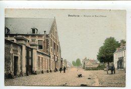 Hospice  Doullens Rue D'Arras - Doullens