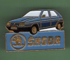 SKODA *** 0099 - Badges