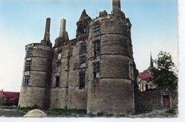 Martigné-Briand Les Ruines Du Château - Sonstige Gemeinden